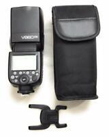 Godox Ving V860II-N 2.4G TTL Li-ion Battery Camera Flash Speedlite, For Nikon
