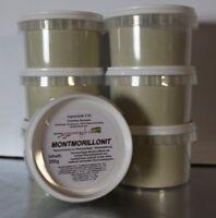 Wasseraufbereiter 2x Montmorillonit Wasserzusatz gegen Algen Zierfische Teiche