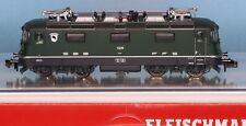 Fleischmann 734010, Spur N, SBB E-Lok Ae 4/4 II, #11239, grün