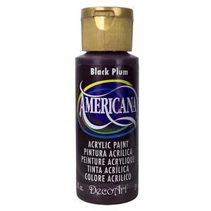 AMERICANA DECO ART colori acrilici 59 ml x metallo tessuti legno carta coprente