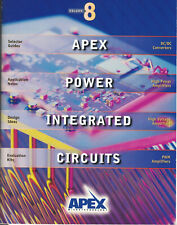APEX POWER INTEGRATED CIRCUITS Volume 8 1998