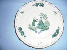 27606Teller Villeroy & Boch Dresden WATTEAU 21cm plate dish handausgemalt