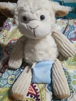 """15"""" Scentsy Buddy Lenny the Lamb Plush Stuffed Animal Toy w Scent Pack!!"""