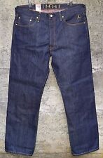 LEVIS 501XX Nike Air JORDAN Selvedge Supreme Denim Jeans Straight Leg 40 X 34