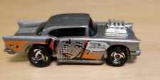Vintage 1976 Mattel Hot Wheels Artist Art Silver Unknown make Model sports car