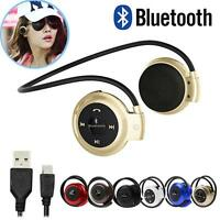 Mini 503 Sport Wireless Bluetooth Handsfree Stereo Headset Headphone Earphone