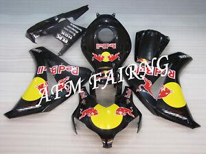 Black RB ABS Injection Mold Bodywork Fairing Panel Kit for CBR1000RR 2008-2011