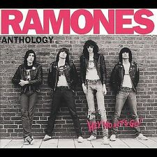 Hey! Ho! Let's Go: Ramones Anthology by Ramones (CD, Jul-1999, 2 Discs, Rhino (Label))