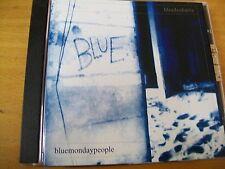 BLINDOSBARRA BLUE MONDAY PEOPLE  CD RARO