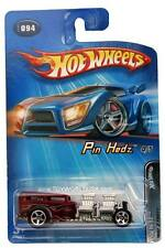 2005 Hot Wheels #094 Pin Headz Way 2 Fast silver engine