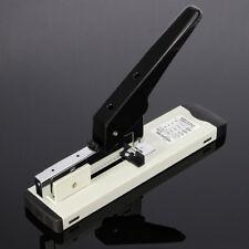 Heavy Duty Metal Stapler Bookbinding Stapling 120 Sheet Capacity For Office Shop