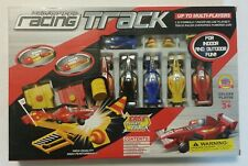 BRAND NEW Max Speed Racing Track 1:22 Scale Formula 1 Racer Deluxe Playset NIB