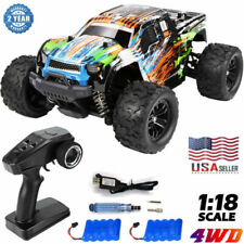 1:18 2.4Ghz 4Wd High Speed Rc Car Off-Road Monster Truck Remote Control Toy Gift