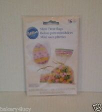 16 FAVORS PARTY SUPPLIES TREAT MINI GOODIE BAGS ANY OCCASION 16