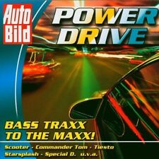 Auto Bild-Power Drive: Bass Traxx to the Maxx! (2004) Novaspace, Scooter,.. [CD]