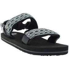 Sandales et chaussures de plage noirs Reef pour homme