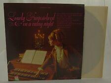 LONELY HARPSICHORD ON A RAINY NIGHT~Knight Viva Album Stereo 1967 V.36006 EX/EX