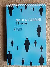 I Baroni - Nicola Gardini - Feltrinelli 2013
