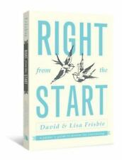 Right from the Start: A Pastor's Guide to Premarital Counseling by Lisa Frisbie