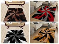 Soft Deep Pile Modern Traditional Non Shed Latin Carpet Floor Area Rugs Mat