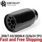 Kaw Valley Precision 3087.62300blk Magnum Linear Comp 58x24 Tpi 2.25-inch