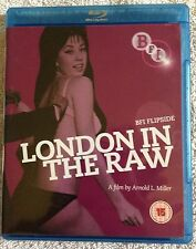 London in the Raw (Blu-ray Disc, 2009) UK BFI Flipside Release