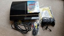 Sony PlayStation 3 60GB Piano Black Console (CECH-C03) + LittleBIGPlanet Karting