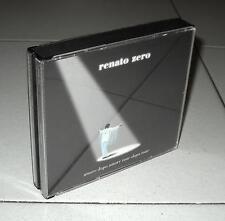 Box 2 Cd RENATO ZERO Amore dopo amore Tour dopo tour - 1999 prima edizione