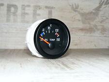 Öltemperatur Anzeige Zusatzinstrument 52mm klassisch Youngtimer Oldtimer 12V NEU
