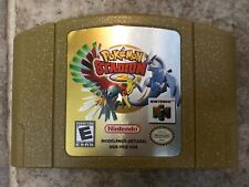 Pokemon Stadium 2 Nintendo 64 N64 Cleaned & Tested Working in Good Condition