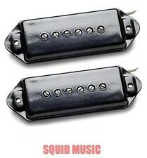 Seymour Duncan Antiquity P90 Dog Ear Black Pickup Set ( WORLDWIDE SHIPPING)