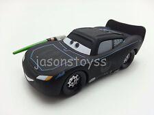 Disney Racers Star Wars Lightning McQueen as Jedi Luke Skywalker Toy Car Loose