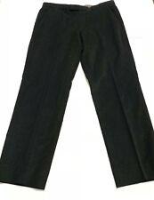 Boss Hugo Boss Mens Corduroy Shark1 Pants Black Size 32 x 29