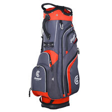 Cleveland CG Cart Golf Bag - Charcoal/Red