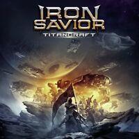 IRON SAVIOR - TITANCRAFT (LIM.DIGIPAK)   CD NEU