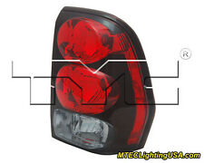 TYC Right Side Tail Light Lamp Assembly for Chevrolet Trailblazer 2002-2009