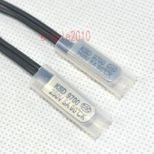 2x KSD9700 90°C NO Thermostat Temperature Control Switch Bimetal 250V 5A N.O 84