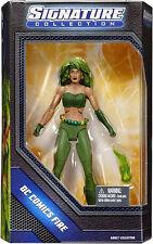 DC Universe Exclusive Signature Collection Action Figure DC Comics Fire