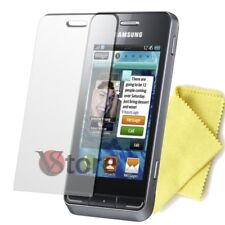 3 Pz. Film save Screen LCD Display for Samsung S7230 723 Wave Lite