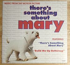 There's Something About Mary cd SOUNDTRACK SINGLE The Foundations/J Richman