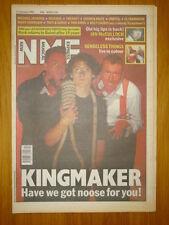 NME 1992 JAN 11 KINGMAKER MICHAEL JACKSON ULTRAMARINE