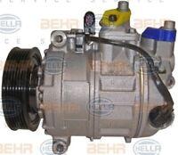 8FK 351 322-811 HELLA Kompressor Klimaanlage
