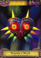Legend of Zelda The 2016 Enterplay Trading Card 27 Majora's Majoras Mask