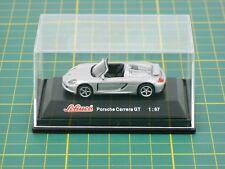 Coche modelo Porsche Carrera GT Schuco/Hispeed 1/87 worldwide shipping