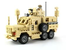 JERRV MRAP Joint EOD Rapid Response Vehicle made with real LEGO® bricks