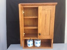Bathroom Vanity Cabinet/Oak Wood Shaker Style with Medium Finish