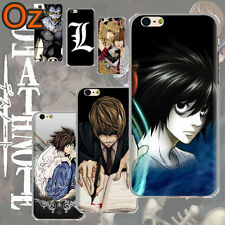 Death Note Case for VIVO V17 Neo, Quality Painted Cute Cover WeirdLand