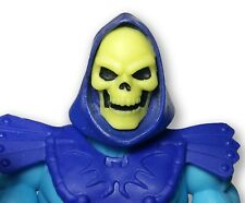 PRE-ORDER MOTU ORIGINS Compatible Skeletor Filmation Head Custom Paint No Pupils