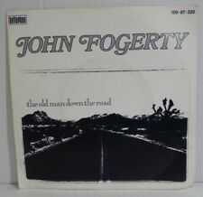 "John Foggerty (CCR) - The Old Man down the road > 7"" vinyle single"