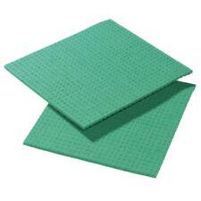 10 x SPONTEX spongyl Easy-Tear verde rotolo da cucina superficie pulire panno Dish CAFE